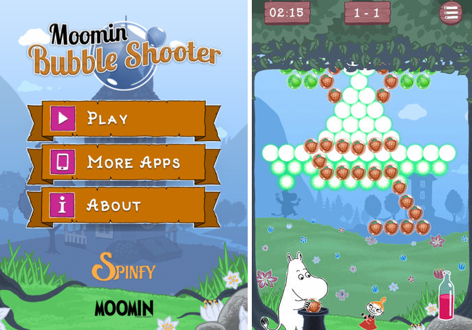 Moomin Shooter