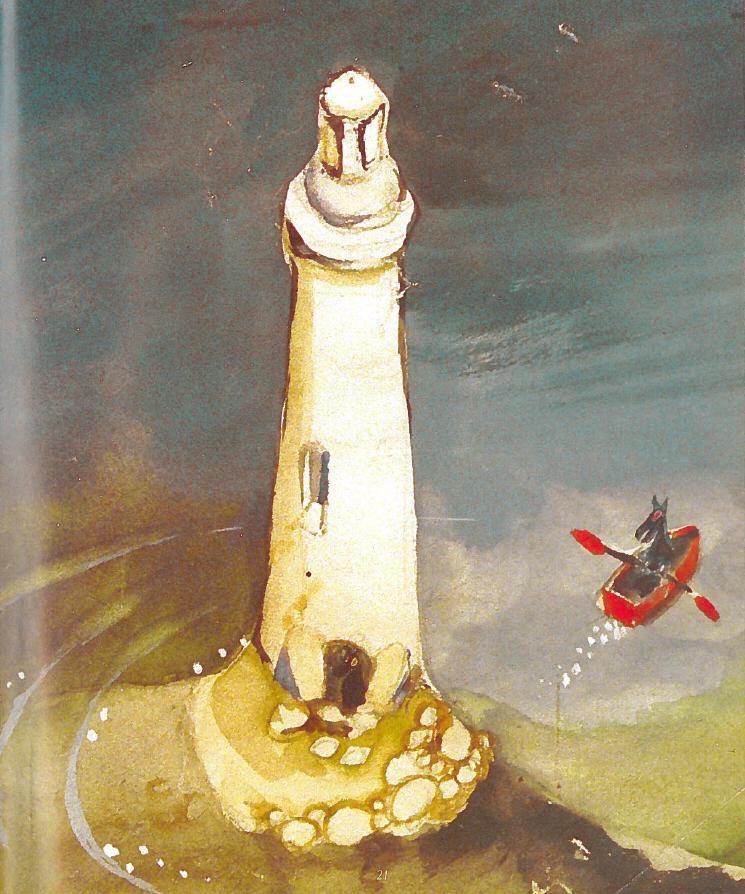 Black Moomin 1930