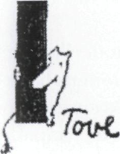Tove Jansson political signature