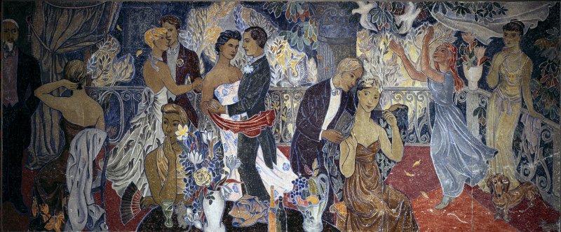 Tove Jansson Fresco