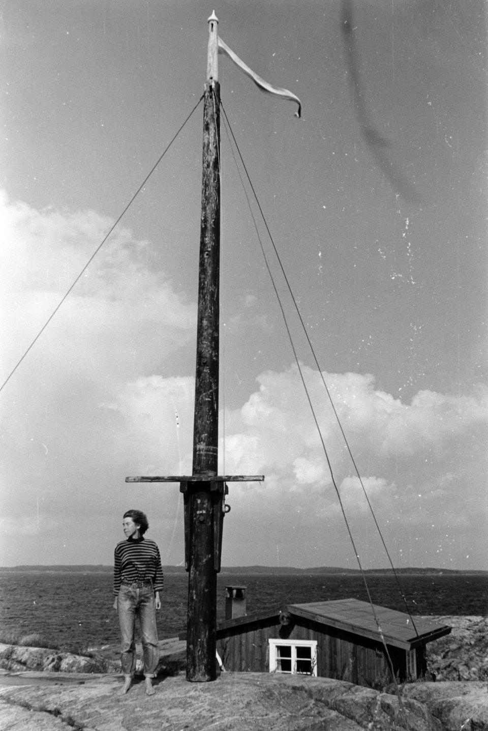 Klovharun 1969 - Sjömärke