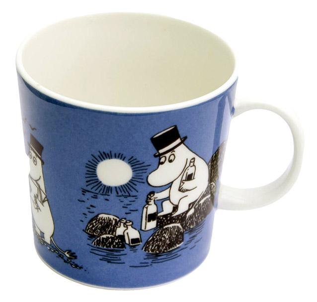 Moominpappa_Dark Blue