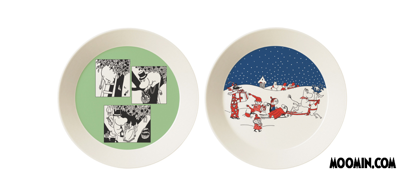Collector's plates2015
