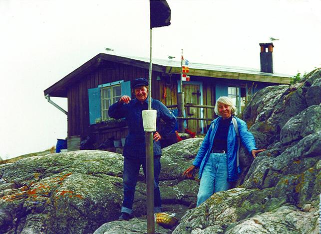 Too-Ticky real life inspiration Tuulikki Pietilä Tove Jansson