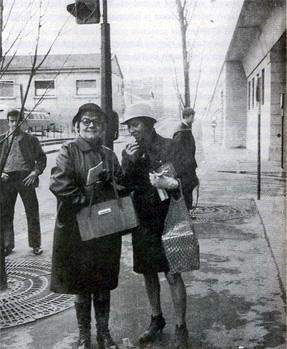 Tove Jansson travels_1968