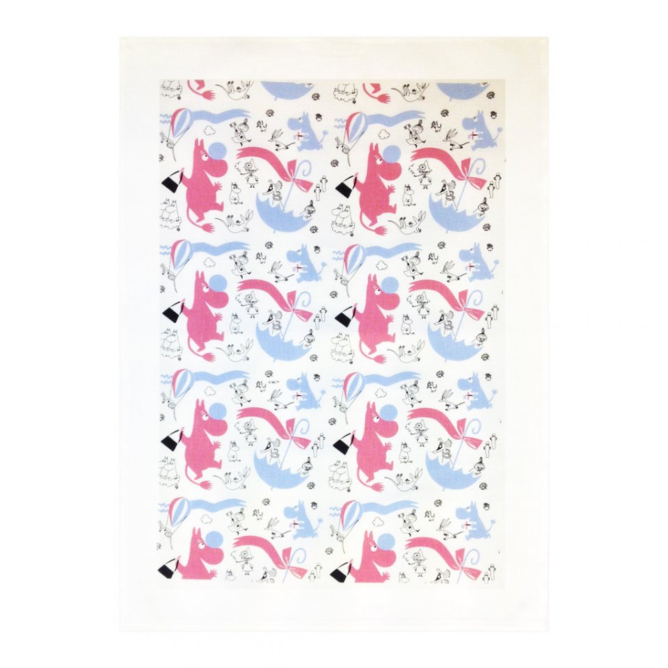 Stockmann_Moomin_kitchen towel