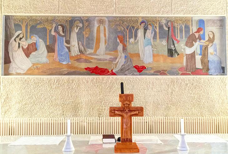 Tove Jansson_Teuva Church