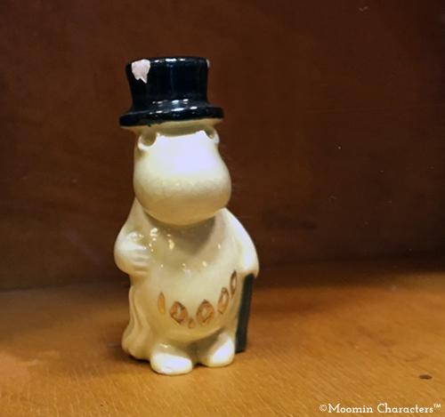 Moominpappa figur