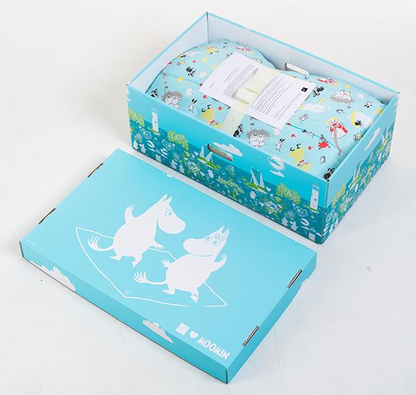 Finnish Baby Box Moomin edition