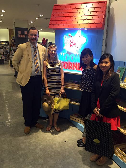 Moomin Cafe Thailand 5