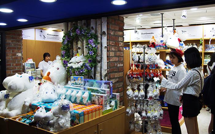 2nd Moomin shop 02_2