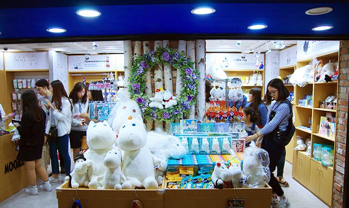 2nd Moomin shop 05_2