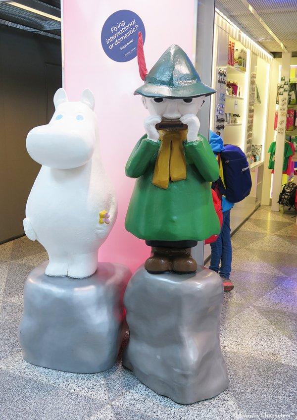 Moomin Shop Helsinki Airport
