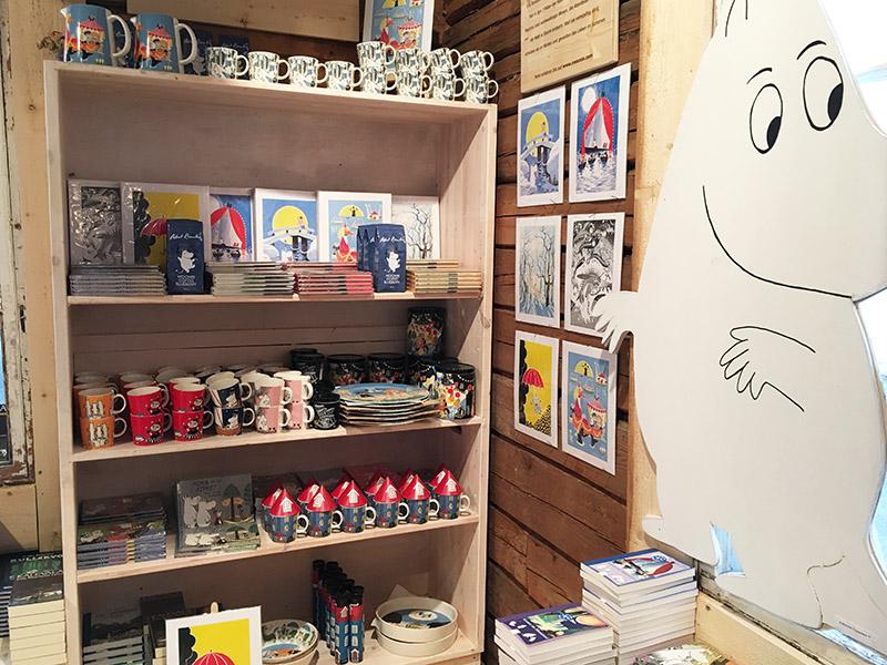 Moomin Finnish Market Hannover