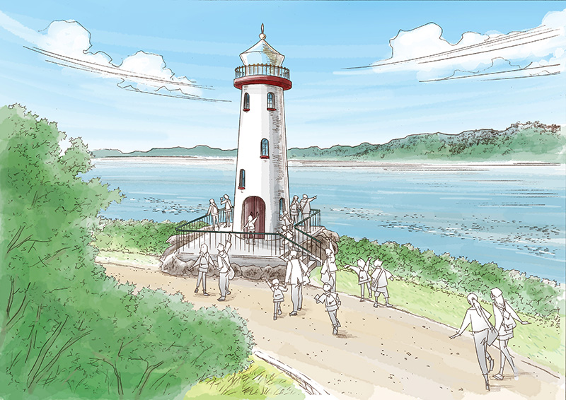 Moominvalley Park Japan_Lighthouse