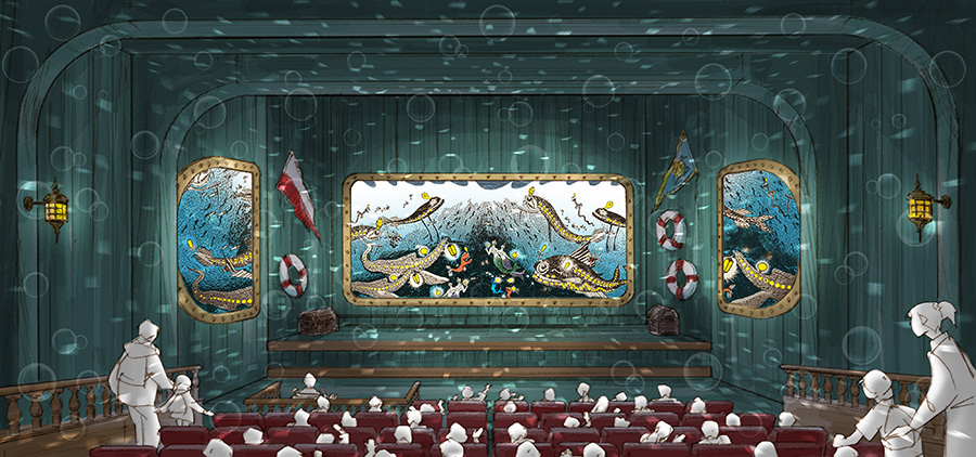 Moominvalley Park Japan_Theatre 3