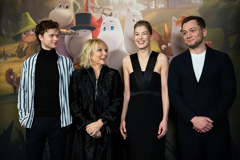 Moominvalley Premiere
