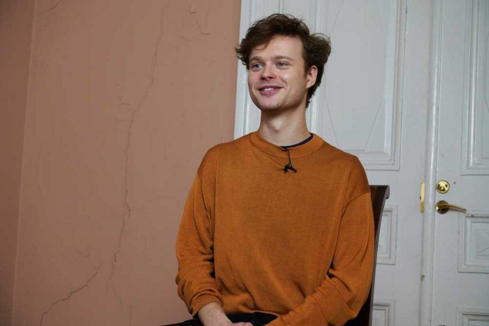 Edvin Endre Moomin.com Interview
