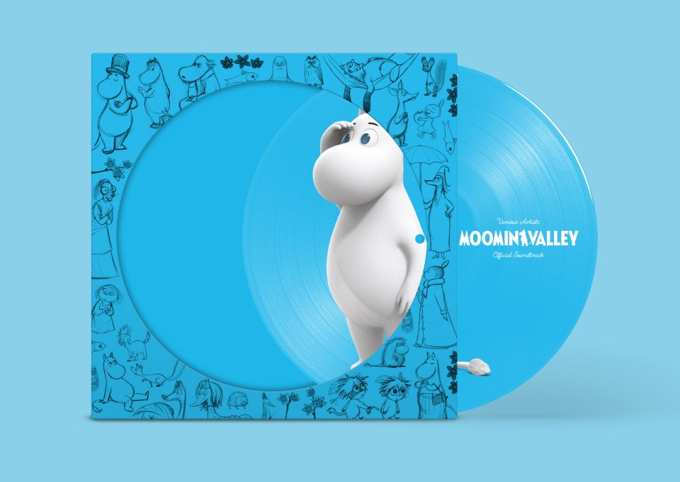 Moominvalley Soundtrack Blue Moomintroll