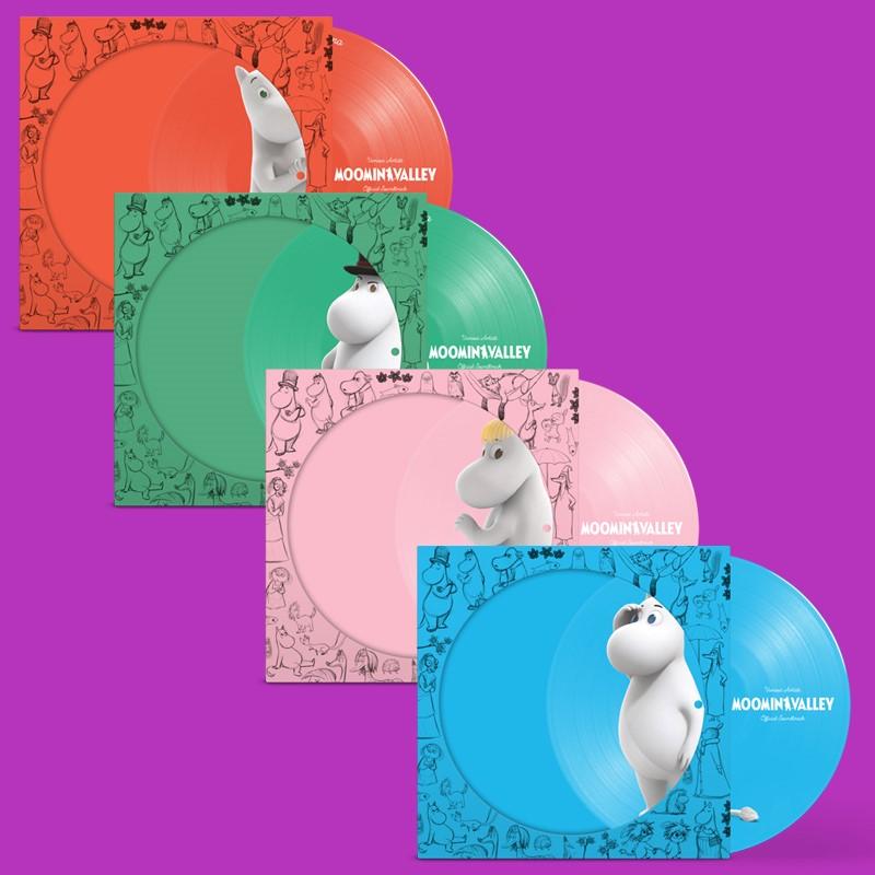 Moominvalley Soundtrack Bundle