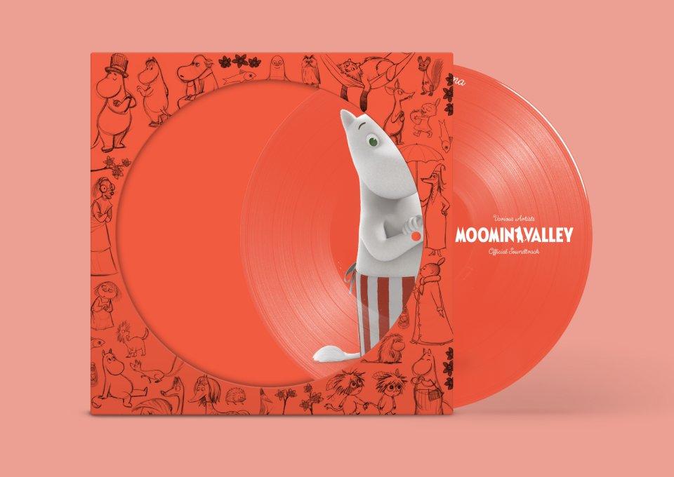 Moominvalley Soundtrack Orange Moominmamma