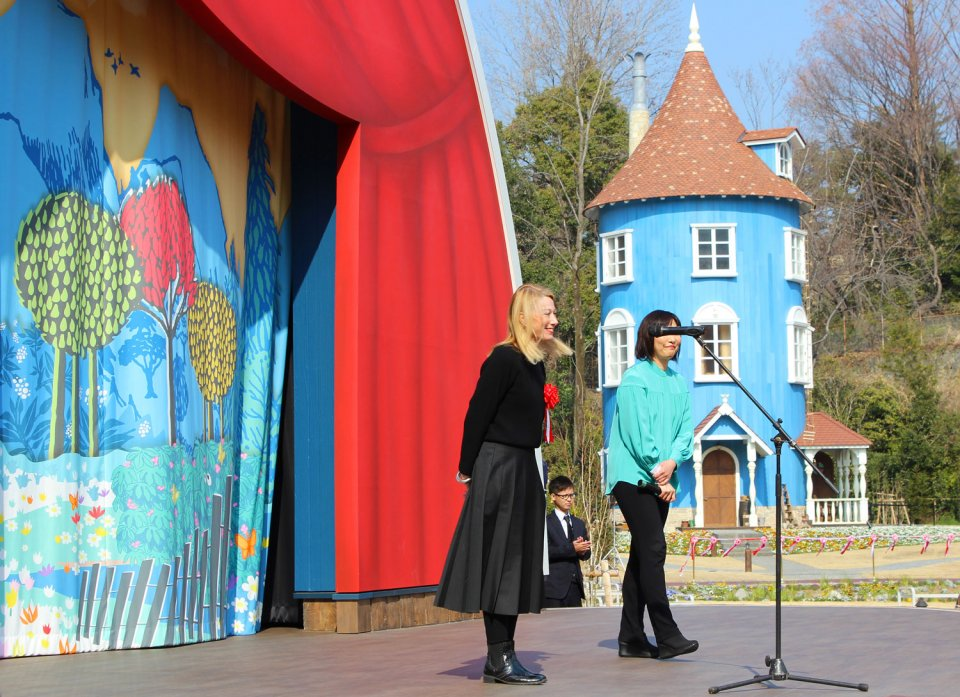 Moominvalley-Park-Japan-Hanno-Opening-Speeches-Sophia-Jansson