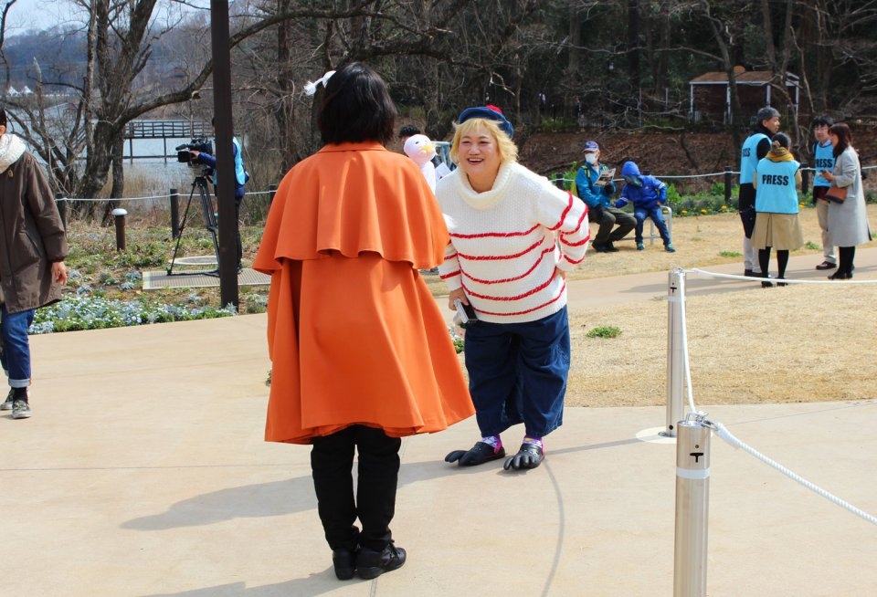 Moominvalley-Park-Japan-Hanno-Opening-Too-Ticky-Cosplay