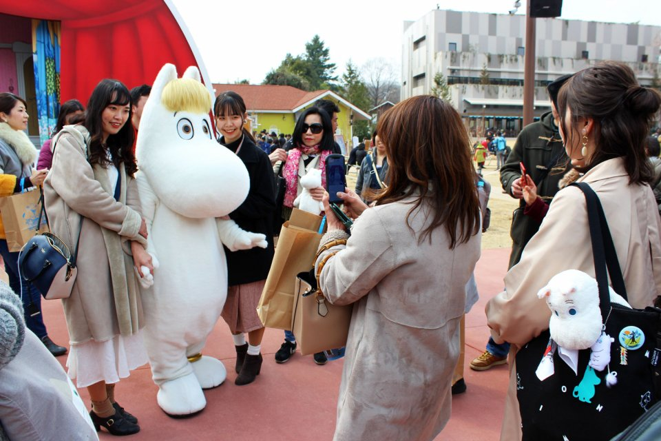 Moominvalley-Park-Japan-Hanno-Snorkmaiden-Fans