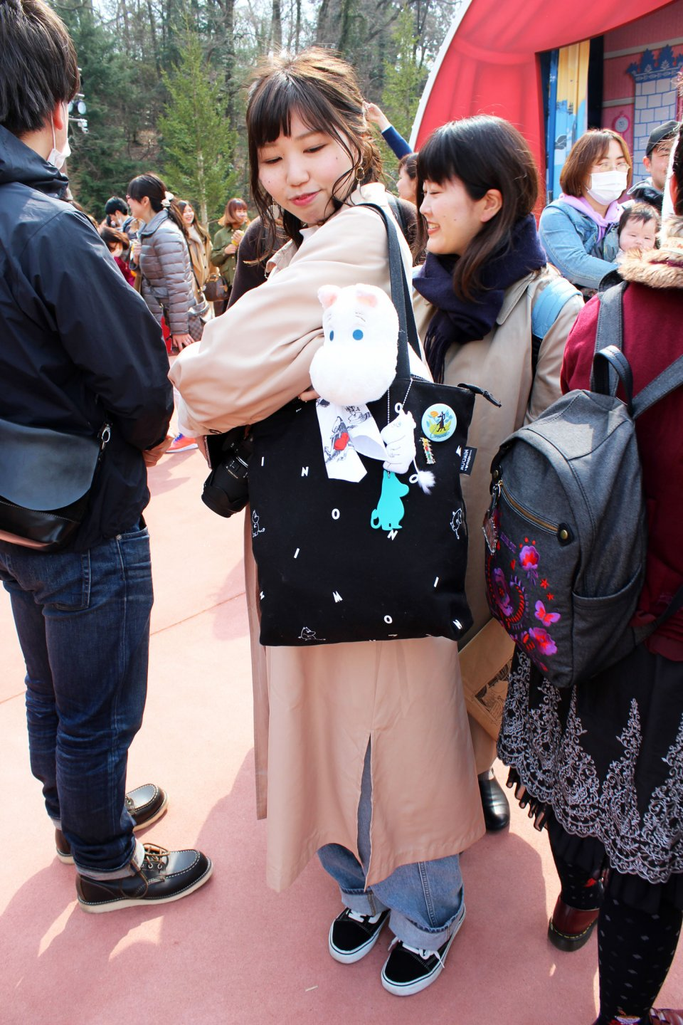 Moominvalley-Park-Japan-Moomintroll-Bag