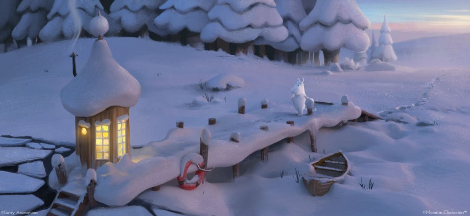 Midwinter_Ancestor_Moominvalley