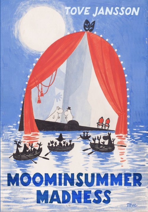 Moominsummer Madness (1954) by Tove Jansson