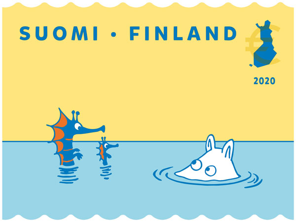 OURSEA-STAMP-MOOMIN-MOOMINTROLL