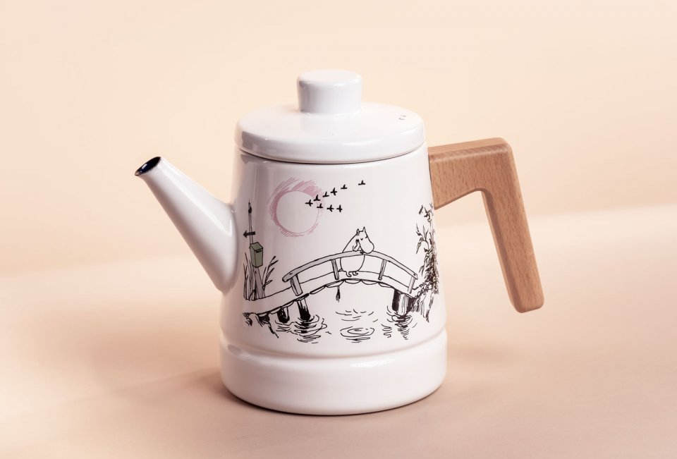 Muurla-Moomin-Originals-Coffeepot-setting
