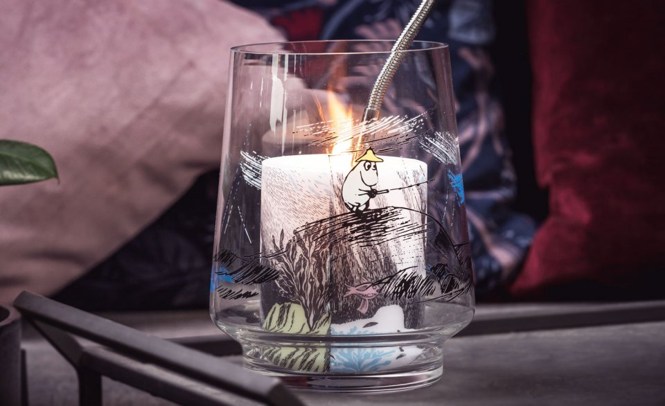 Muurla-Moomin-Originals-Gone-Fishing-Glass-Lantern-Vase