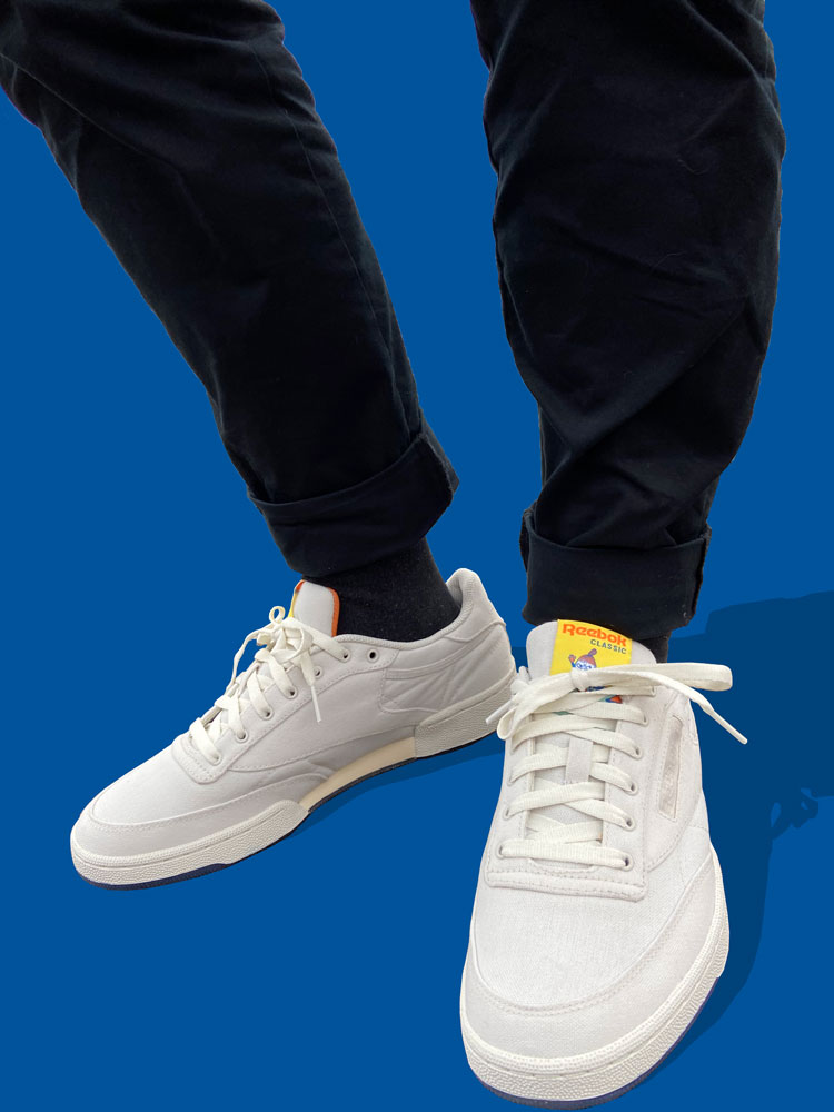 Moomin x Reebok #OURSEA Sneakers