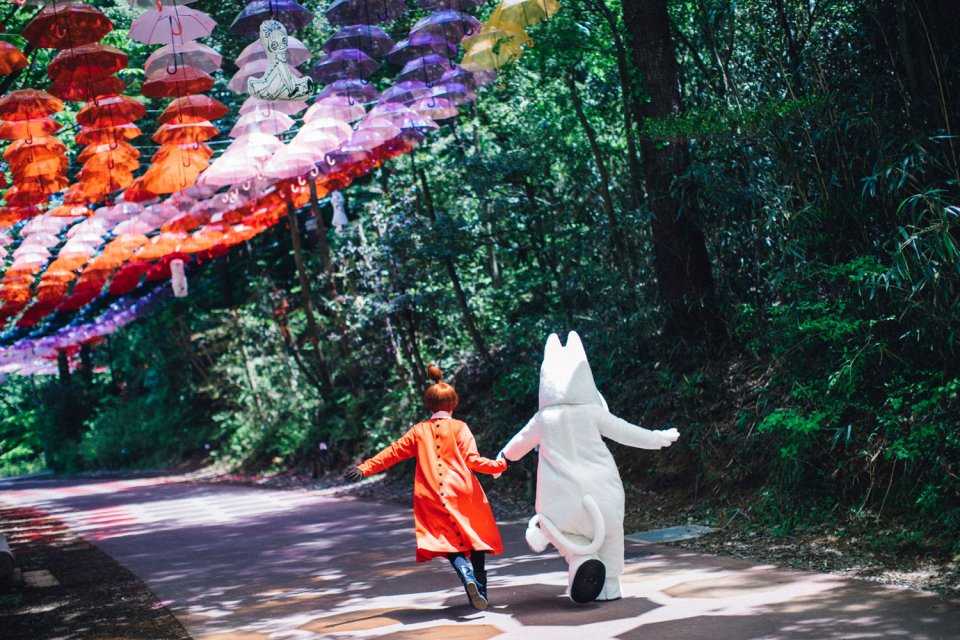 Moominvalley_Park_Umbrella_Sky_Hanno_Japan_Hanno_Moomintroll_Little_My