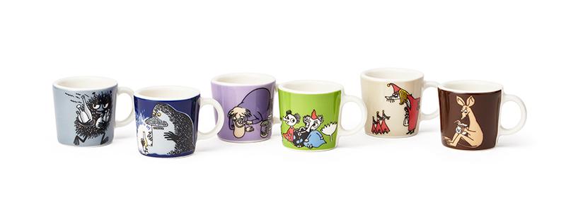 Moomin-minimug-set-6pcs-Series-2