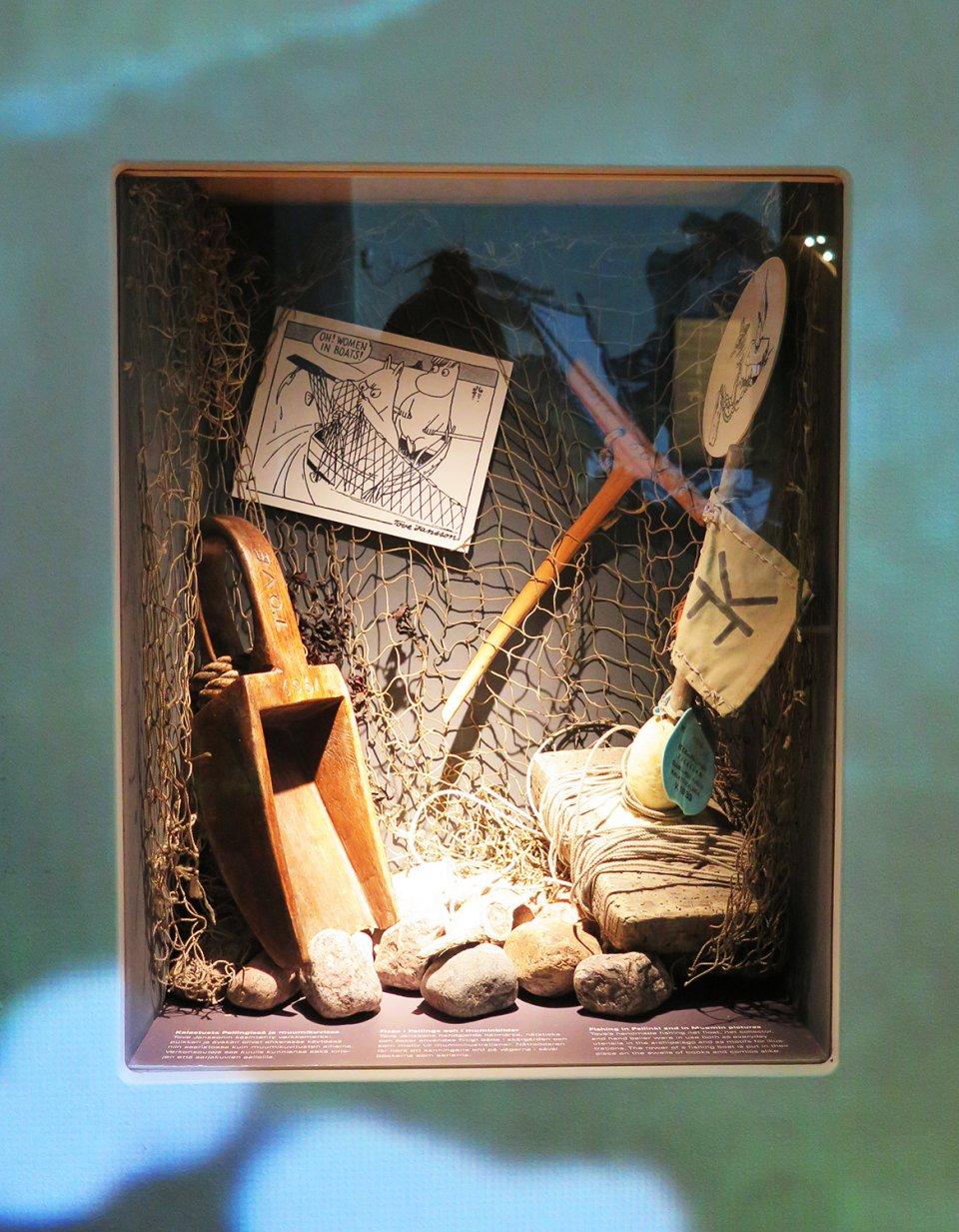 muumit 75 kansallismuseo Tove Jansson meri