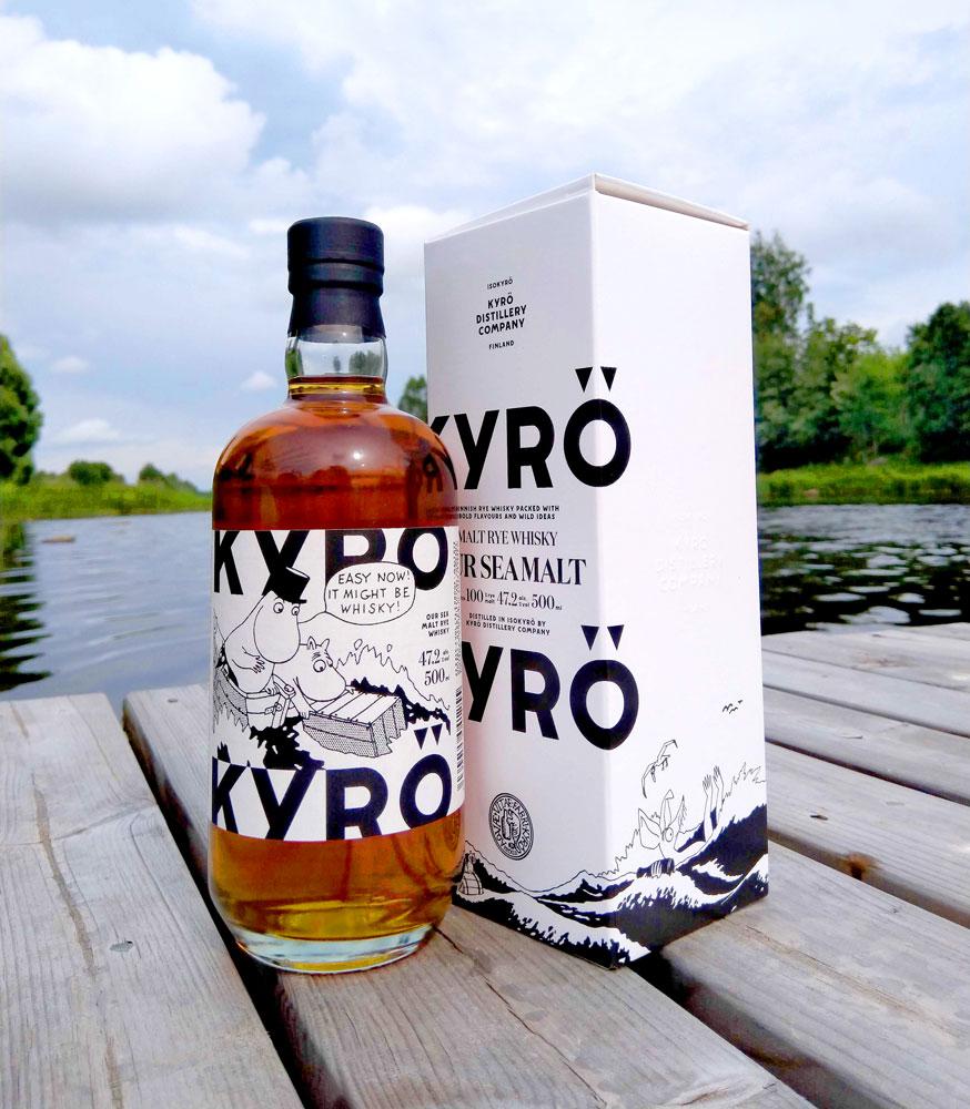 Kyrö-Whisky-Moomin