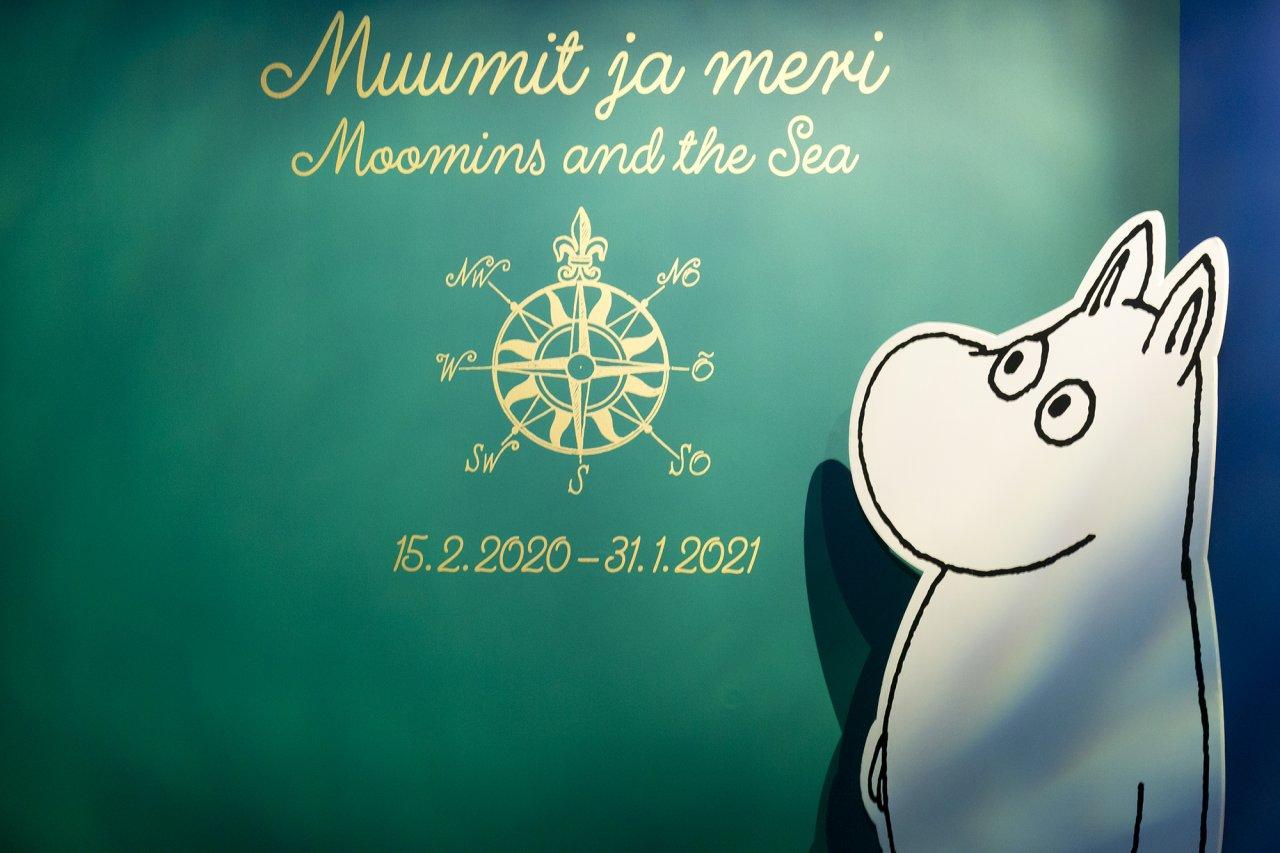 Muumit ja meri Muumimuseo