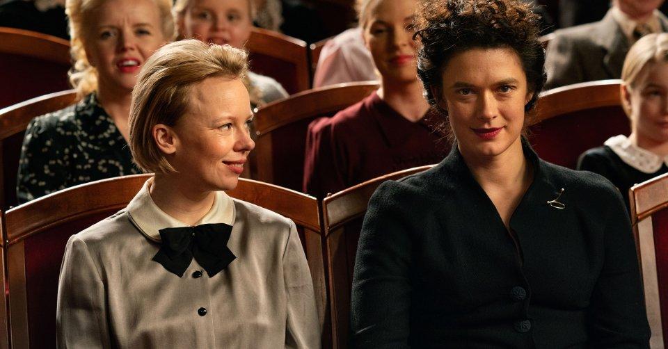 TOVE_Film_2020_Movie_Alma_Pöysti_Tove_Jansson_Vivica_Bandler_Krista_Kosonen