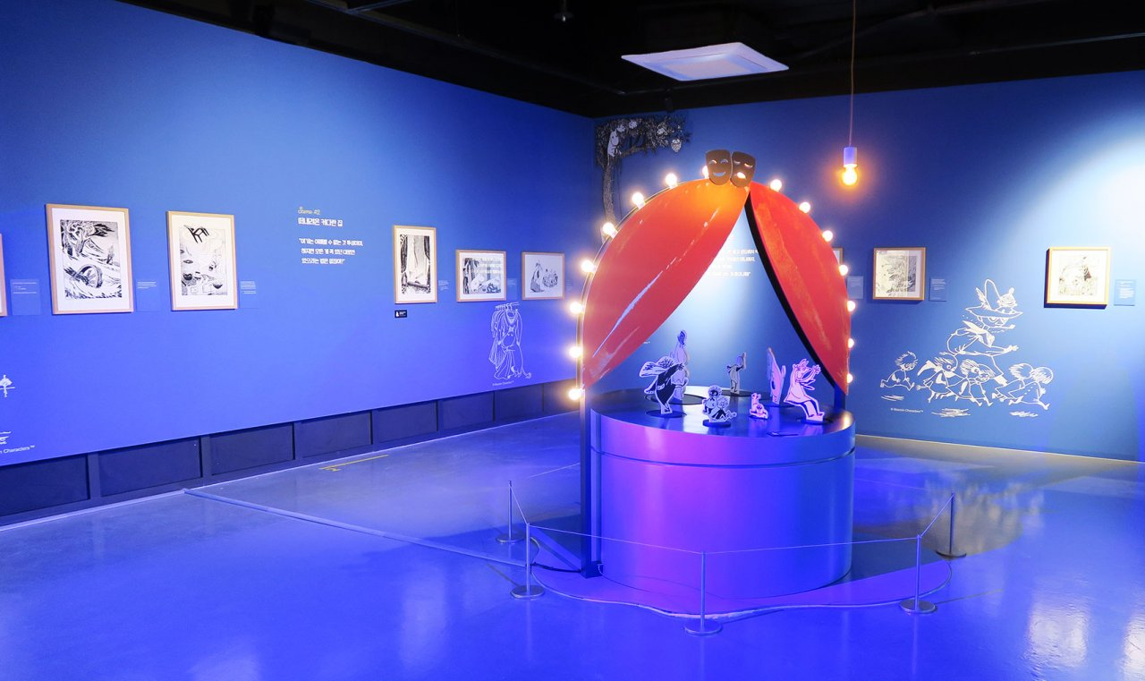 The-Moomin-Original-75th-Anniversary-Special-Exhibition-Korea-11