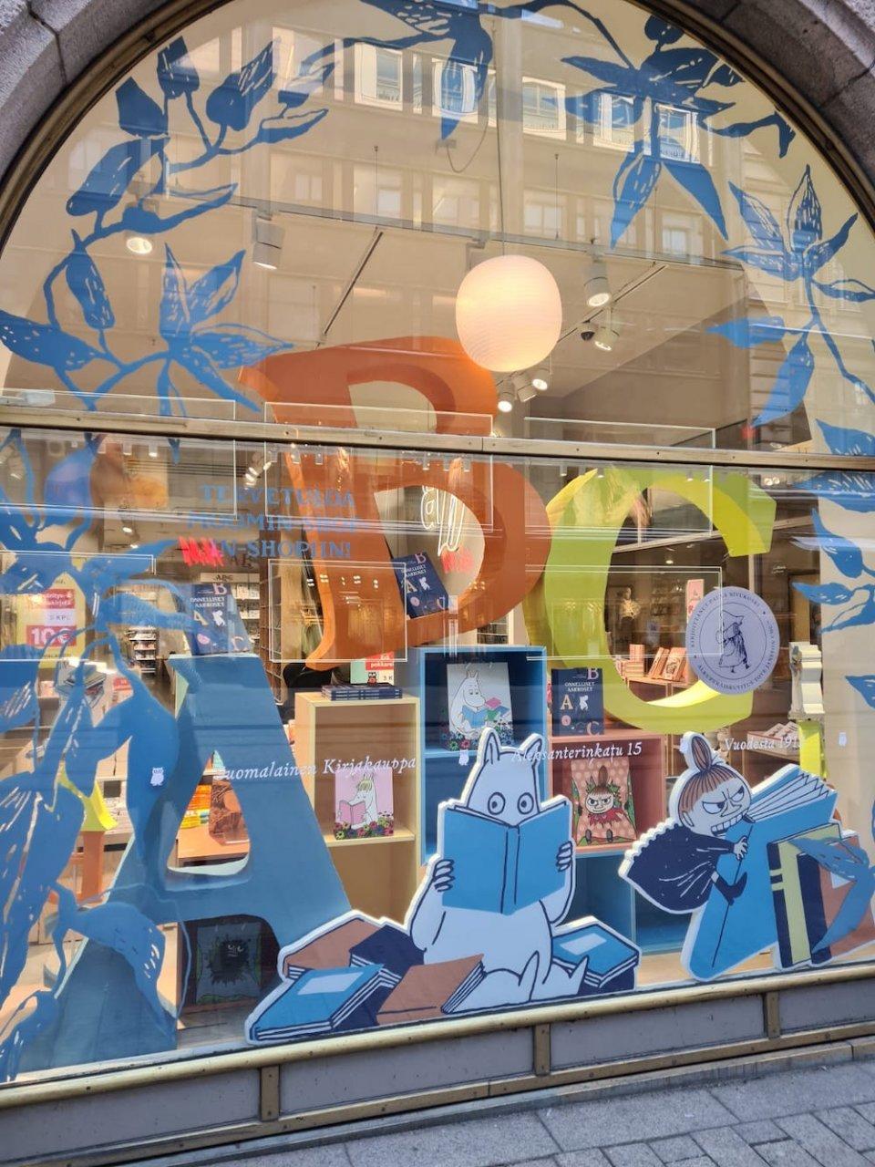 moomin shop-in-shop