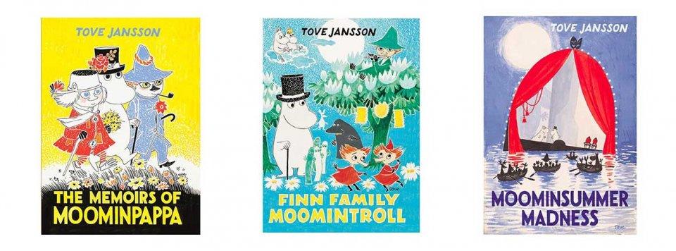 Read like the Moomins
