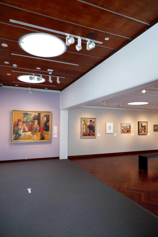 Tove Jansson exhibition Didrichsen
