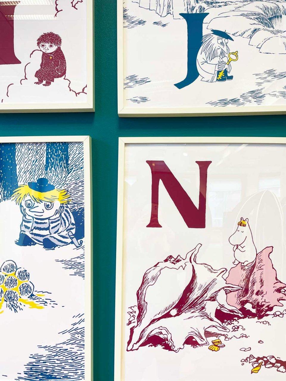 ABC Moomin Exhibition