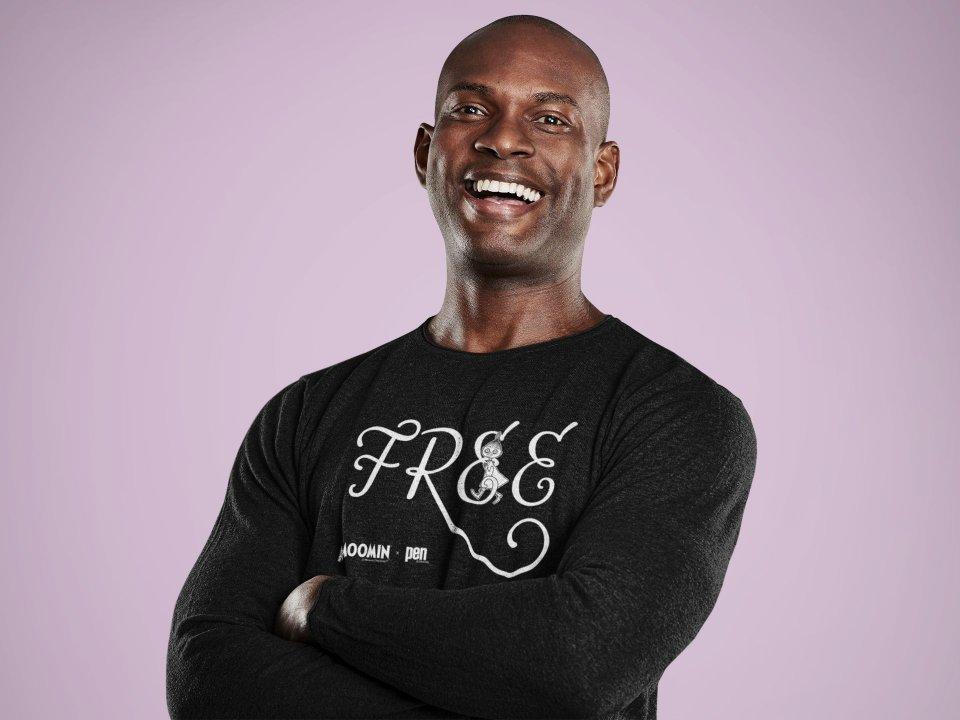 PEN x MOOMIN long sleeve T-shirt Freedom